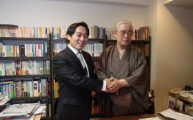 政治評論家の森田実先生