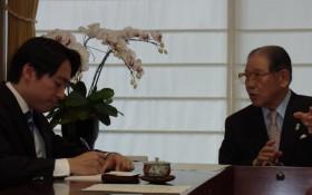 東京商工会議所の神谷一雄 特別顧問